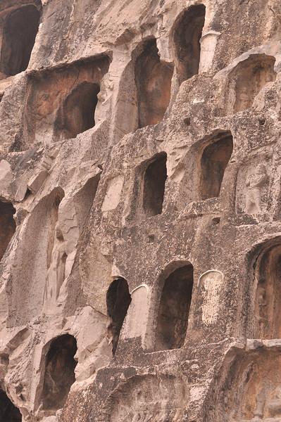 Longmen Grottoes Cliff 3
