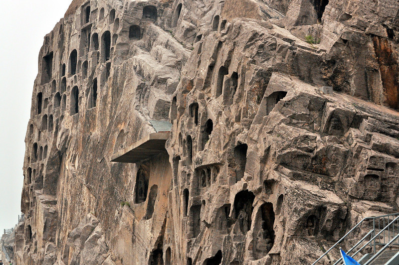 Longmen Grottoes Cliff 1