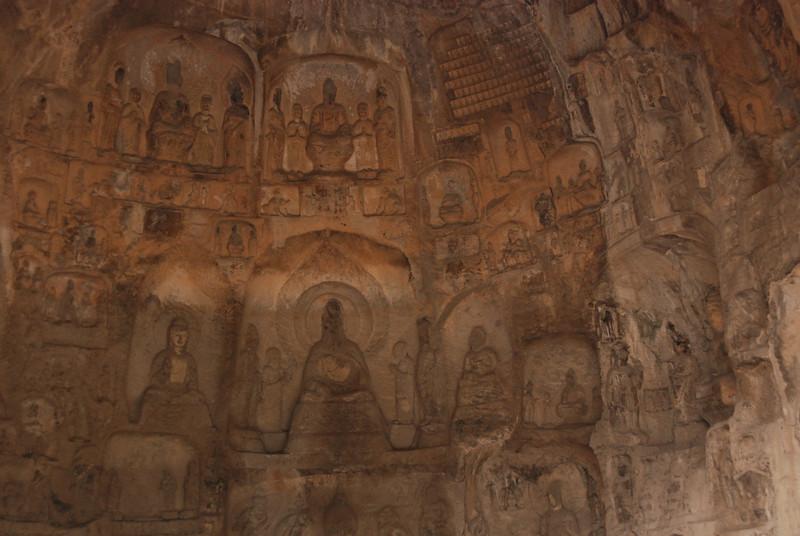 Buddha 8 Longmen Grottoes