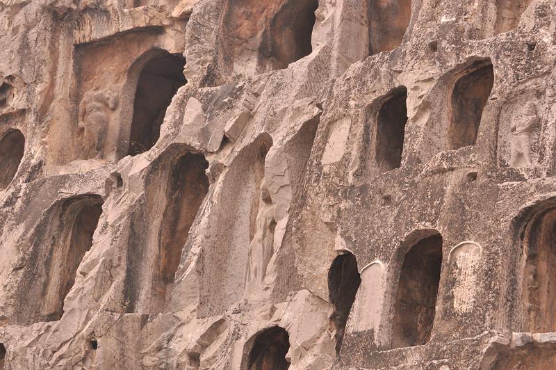 Longmen Grottoes Cliff 2