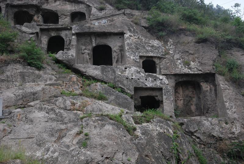 Longmen Grottoes Slope