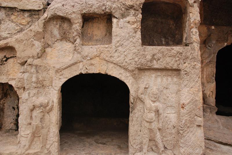 Longmen Grottoes 3