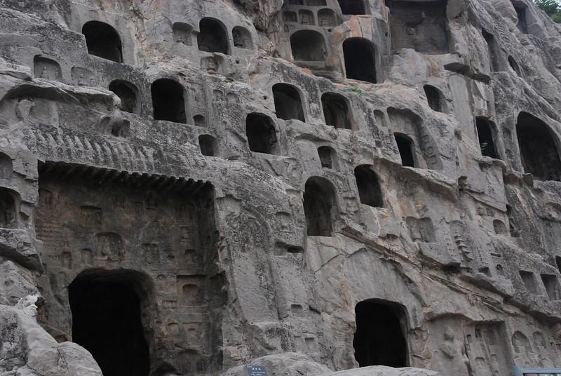Square Niche Longmen Grottoes