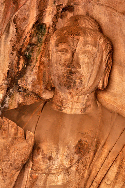 Longmen Grottoes Buddha 1