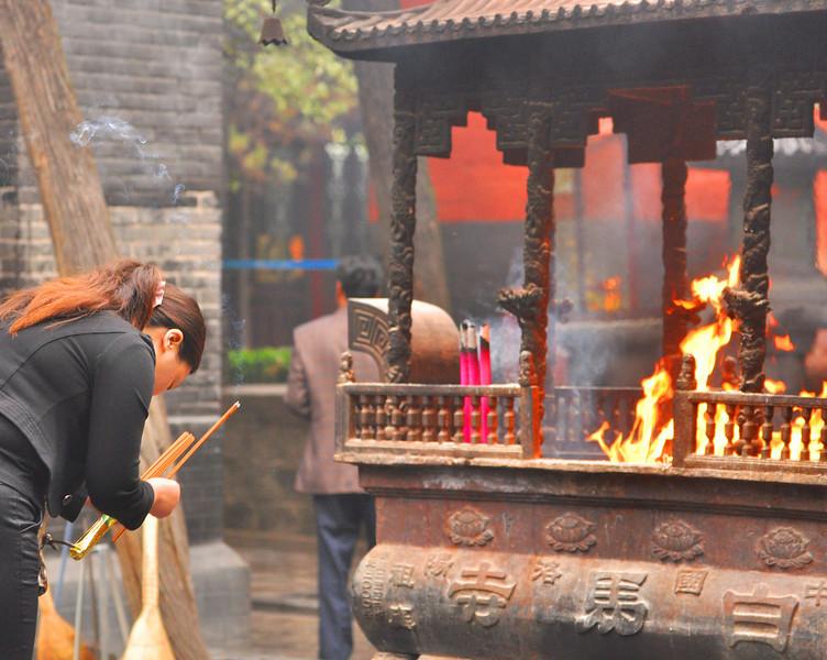 Louyang City White Horse Temple 49