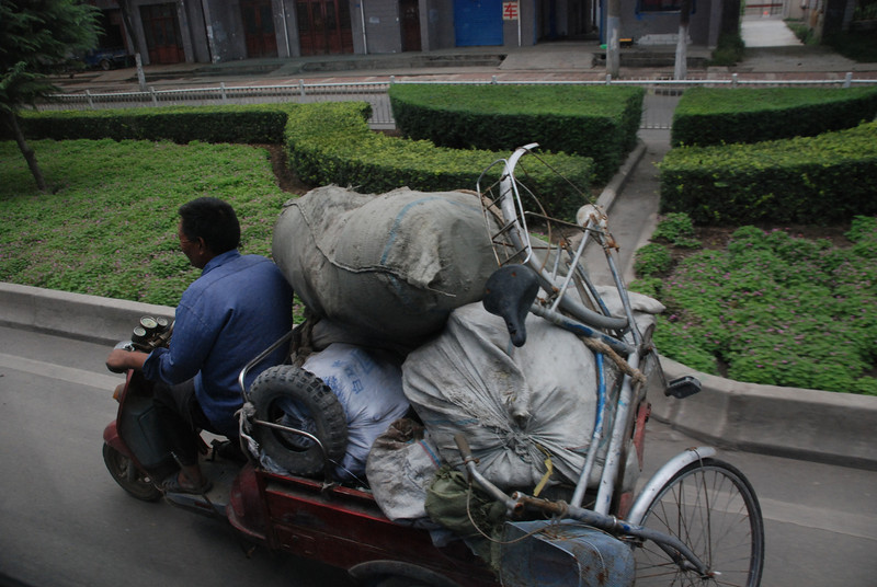Louyang City Bike Load