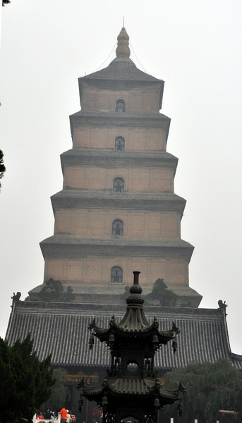 Louyang City White Horse Temple 1
