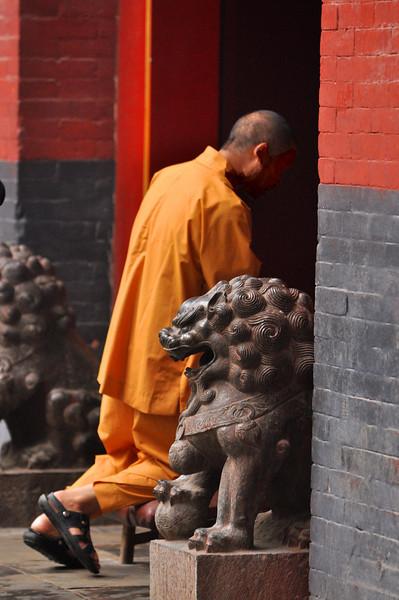 Louyang City White Horse Temple 61