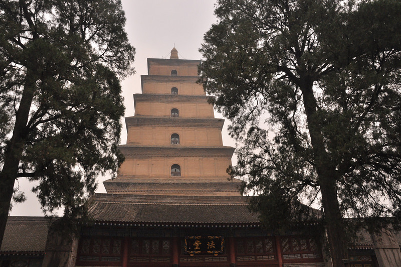 Louyang City White Horse Temple 20