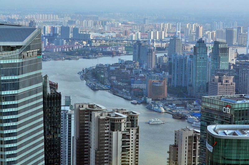 Shanghai on the Yangtze River 4