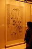 Shanghai Museum: 1758 Bamboo & Rock by Zheng Xie