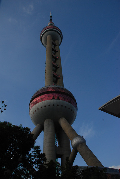 Shanghai Architecture 19 Oriental Pearl Tower
