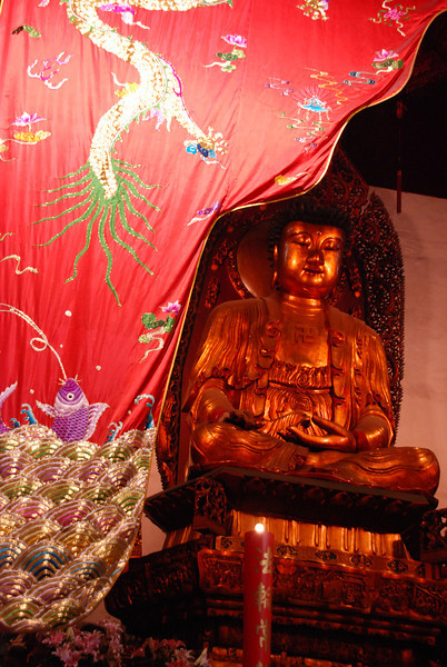 Shanghai's Jade Buddha Temple 4