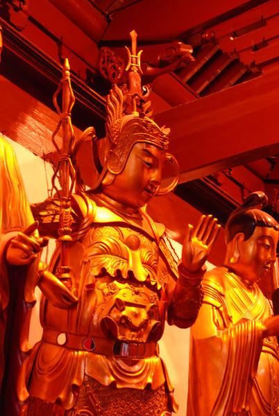 Shanghai's Jade Buddha Temple 5