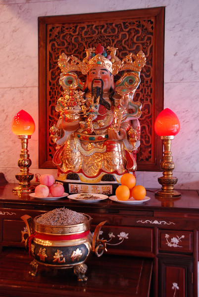 Shanghai: Taosist god of wealth