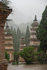 China, Shaolin 33 Pagoda Forest