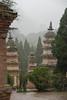 China, Shaolin 33 Pagoda Forest
