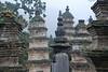 China, Shaolin 30 Pagoda Forest