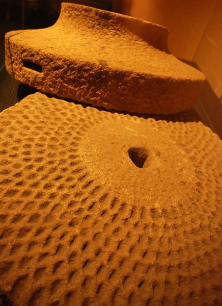 Xi An Museum 11 Han Dynasty Millstone