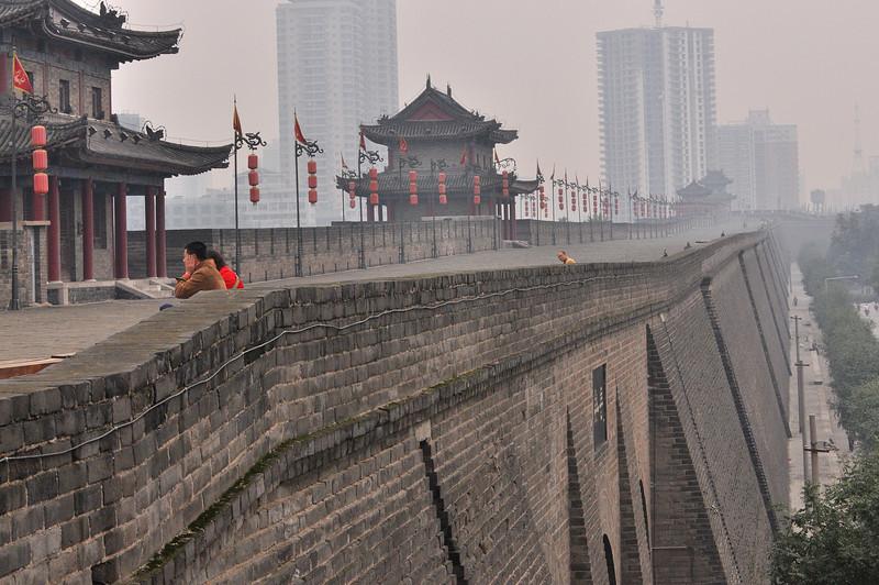 Xi An City Wall 1