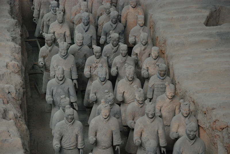 Xi An Terra Cotta Army 14