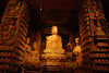 Xi An Museum 23 Song Dynasty Buddha of Zhongshan Grottoes