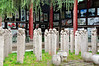 Xi An Forest of Stone Tablets 5