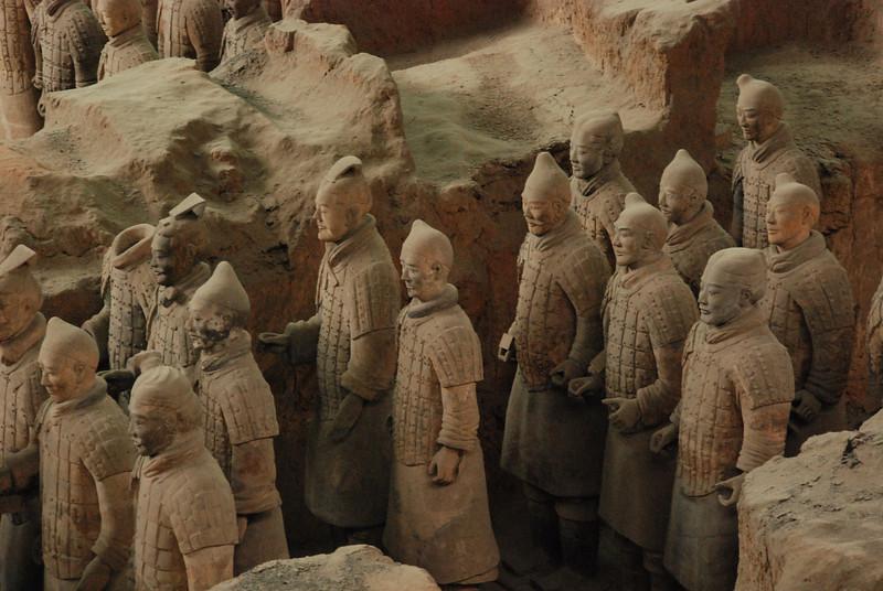 Xi An Terra Cotta Army 17