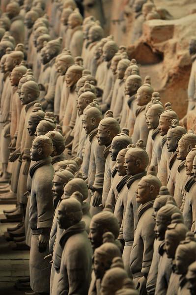 Xi An Terra Cotta Army 11