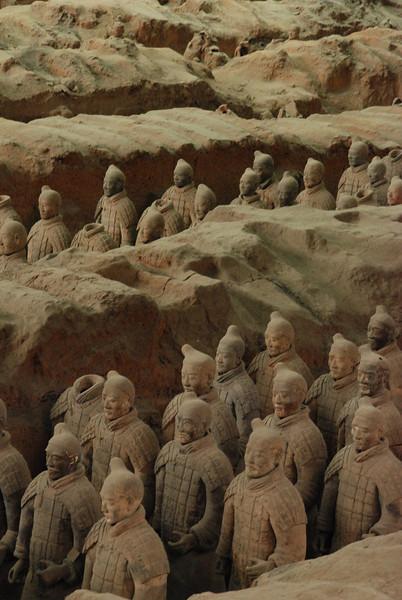 Xi An Terra Cotta Army 18