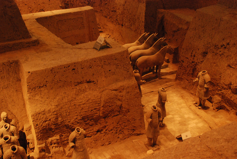 Xi An Terra Cotta Army 27