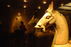 Xi An Museum 18 Jin Bronze Horse AD 317-420