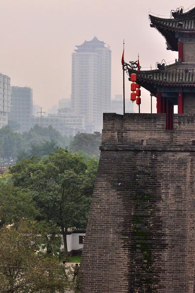 Xi An City Wall 3
