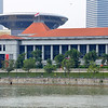 The City Hall and High Court buildings of Singapore