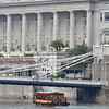 The Fullerton Hotel as seen across the Singapore River (2)