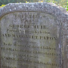 Paton Headstone