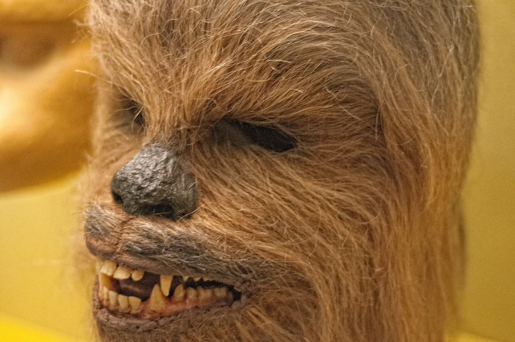 CHEWIE FROM STAR WARS