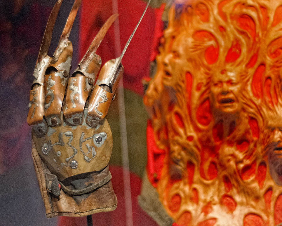 HAND FROM NIGHTMARE ON ELM STREET
