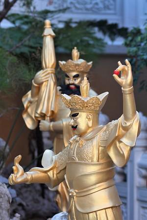 Hsi Lai Buddiest Temple