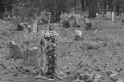 Grand Canyon cemetery