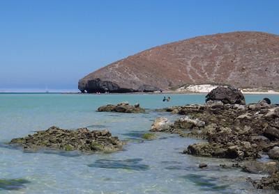 Balandra beach La Paz Mexico