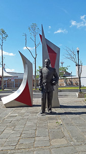 Monument to Tomas Guardia