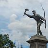 Statue of Juan Santamaria
