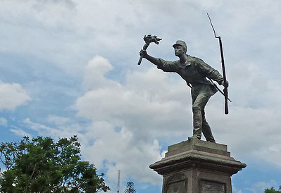 Statue of Juan Santamaria