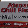 Annual Chili Fiesta