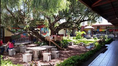 Courtyard of Mercado Central (Central Market)