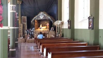 Church Inside Manager Scene