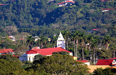 Central Church, Parroquia San Rafael Arcángel