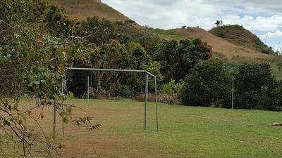 Soccer fields are everywhere in Costa Rica!