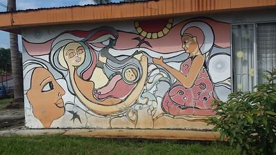 Prenatal Healthcare Mural